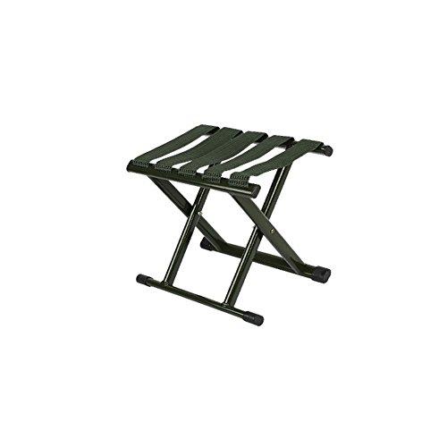 Thicken 40 # Vert Armée Tabouret Pliant / Chaise De Pêche En Plein Air / Pliant Tabouret Portatif Mazar,#1