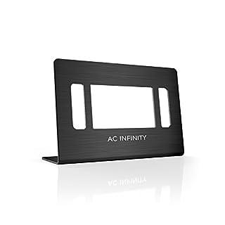 AC Infinity Controller Ständer für Controller 2 und 8, Schwarz