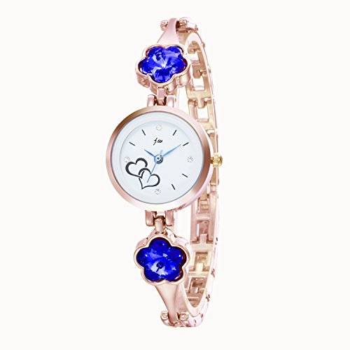 Addic Analogue White Dial Women's & Girl's Watch - Addicww460