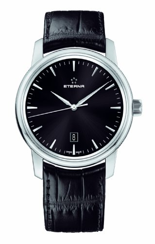 Eterna Men's 8310.41.41.1175 Soleure Stainless steel Automatic Watch
