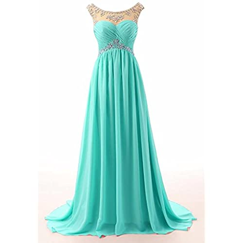 Long Prom Dress: Amazon.de