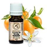 Aceite Esencial de Mandarina 20ml - 100% Puro y Natural - usos de Aceite de Mandarina para Aliviar la Tensión - Relájese - para Cosméticos - Aceites Esenciales Mandarina