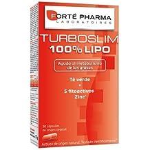 TURBOSLIM 100% LIPO 30 CÁPSULAS de Forté Pharma