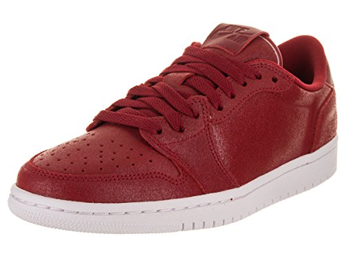NIKE Damen WMNS Air Jordan 1 Retro Low Ns Fitnessschuhe, Mehrfarbig (Gym Red/Metallic GOL 623), 39 EU