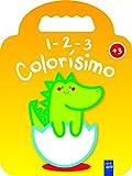 1-2-3 Colorísimo +3 - Dino