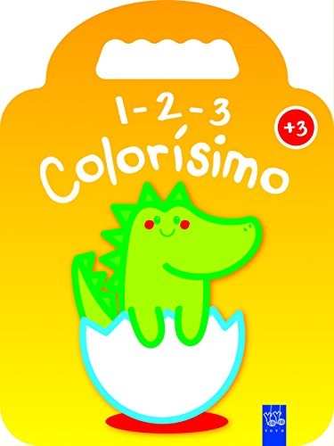 1-2-3 Colorísimo +3 - Dino por YOYO