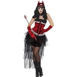 Generic - 355 388 - la mujer del diablo Halloween Costume Sexy - Medium