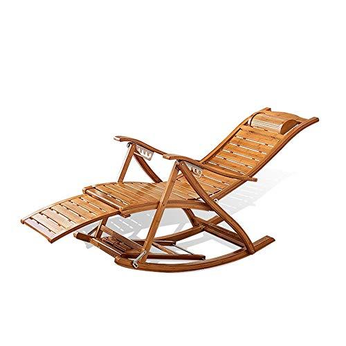 ZXQZ Silla Gravedad Cero Silla plegable - Playa para acampar al aire...