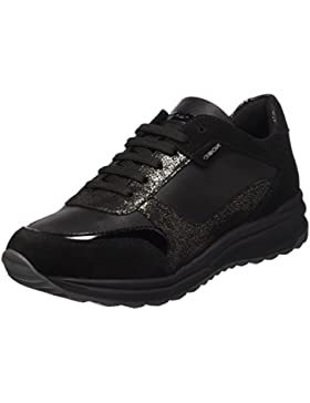 Geox Damen D Airell C Sneakers