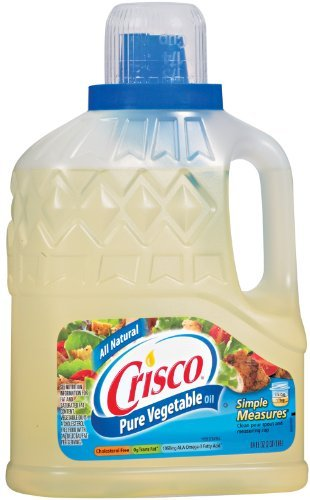 crisco-pure-vegetable-oil-64-ounce-pack-of-6-by-jm-smucker-company