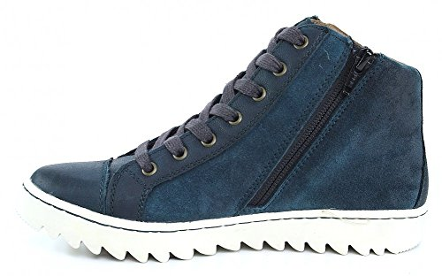 Vado  23902-52, Chaussons montants fille Bleu - Bleu