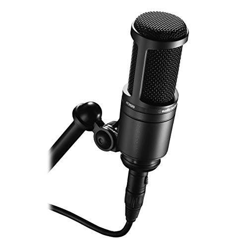 Audio-Technica AT2020 - Micrófono de condensador
