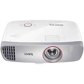 BenQ W1210ST Videoproiettore Home Theater DLP 1080p, Ottica Corta, 2200 Lumen, Contrasto Elevato 15000:1, Serie CineHome