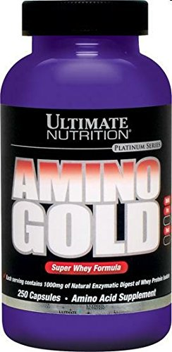 Ultimate Nutrition Amino Gold 1500mg Standard, 1er Pack (1 x 325 Tabletten) -