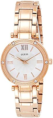 Guess Womens Analogue Quartz Watch with Stainless Steel Strap