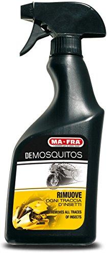Ma-Fra Mafra Demosquitos Elimina le Tracce di Qualsiasi Insetto