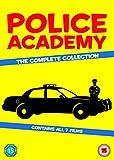 Locandina Police Academy - The Complete Collection (7 Dvd) [Edizione: Regno Unito]
