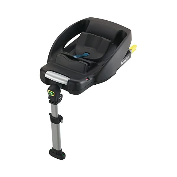 Maxi-Cosi Easyfix Car Seat Base, ISOFIX or Belted Installation for CabrioFix, 0-12 m, 0-13 kg Maxi-Cosi Group 0+ in combination with maxi-cosi cabriofix infant car seat Suitable for children from birth to 13kg (from birth to around 12 months) Simple ISOFIX or belt installation - click and go. Adjustable support leg automatically snaps into correct vertical position 1