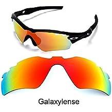 9ddd63ade3314 Galaxylense Lentes de reemplazo para Oakley Radar Path Vented Gafas de sol  para hombre o mujer