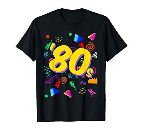 Ich liebe die 80er T-Shhirt (Die 80 Ich Liebe)