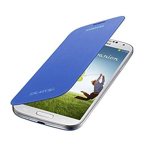 Samsung EF-FI950BC Etui rabat pour Samsung Galaxy S4 Bleu clair