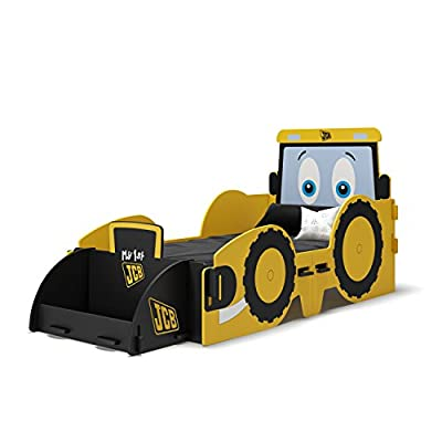 Kidsaw JCB Junior Bed - 1 box