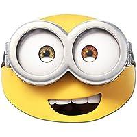 4ed64916afdad Empire Interactive Minions - Maschera da Bob dei Minions in Cartone di  qualità con Fori per