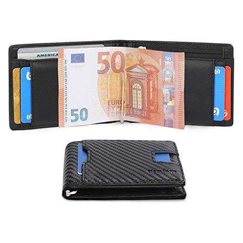 4015004c5b449 Geldbörse mit RFID-Blocker kaufen • Bestseller im Überblick 2019 ...