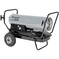 Einhell Diesel Heizgebläse DHG 360 (Heizleistung bis 36 kW, 900m³/h Luftdurchsatz, 38 l Tank, elektronische Zündung, Thermostat)