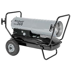 Einhell AG 2336406 DHG 360 – Generador diésel de aire caliente