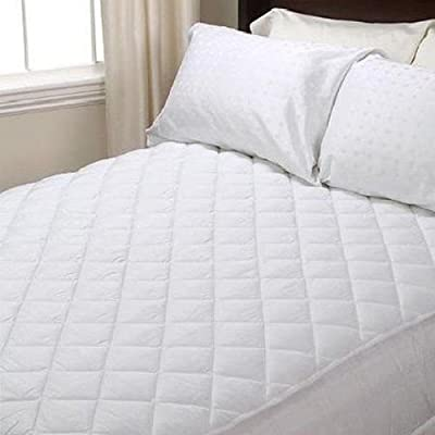 thearl®Luxury Extra Deep 30cm Quilted fitted mattress protector hygienic&non allergenic