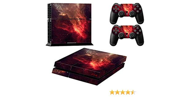 Video Games & Consoles Hearty Waterproof Ps4 Skin Ps4 Sticker For Playstation 4 And 2 Controller Skins Ps4 Sale Price
