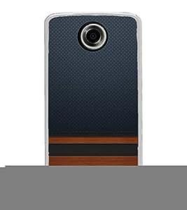 PrintVisa Jeans Plywood Pattern High Glossy Metal Designer Back Case Cover for Motorola Nexus 6 :: Motorola Nexus X :: Motorola Moto X Pro :: Motorola Google Nexus 6