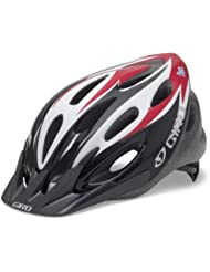 Giro Flume Youth Bike Helm, rot