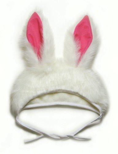 e / Kaninchen Mütze mit Ohren Kappe Hut Hasen Karneval Kostüme für Kinder älter als 9 Jahre, Herren Männer Frauen Festtage Größe L / XL Geschenk (Mann Im Hasen-kostüm)