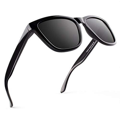 GQUEEN Gafas de Sol Polarizadas para Hombre y Mujer - Gafas Clásicas Unisex MS07