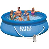Intex Aufstellpool Easy Set Pools®, TÜV/GS, Blau, Ø 366 x 91