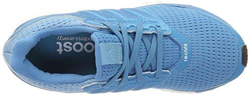 adidas Damen Supernova Glide 8 Laufschuhe Blau (Craft Blue/ Vapour Blue)