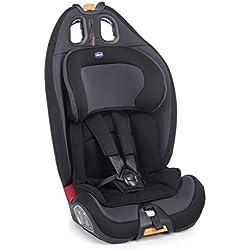Chicco Gro-Up 123 - Silla de coche para niños entre 0 y 3 años (9-36 kg), grupo 1-2-3, color negro