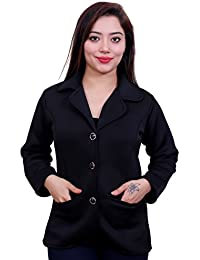 Aakrithi Imported Buttoned Girls Coat