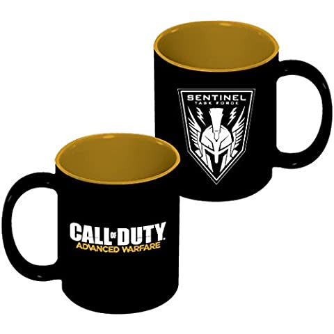 Call Of Duty Tazza Advanced Warfare Tazza Di Caffè Sentinel Logo Tazza Ceramica Tazza