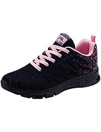 BaZhaHei Sneakers Leggere Donna Fondo Piatto adff2284fd2
