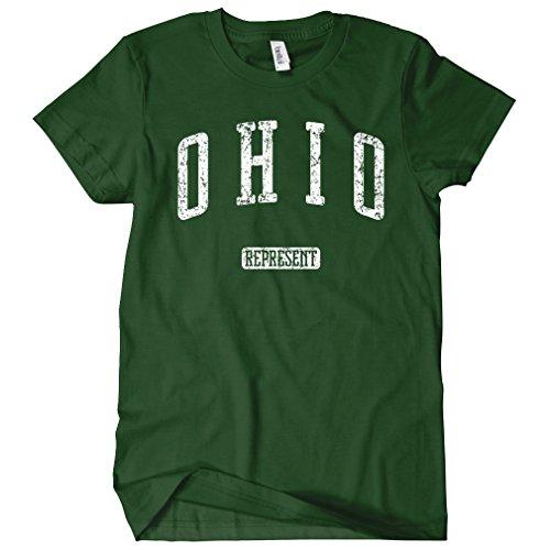 Smash Transit - T-shirt - Col Rond - Manches Courtes - Femme vert foncé