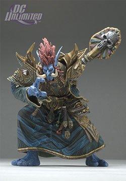 Action Figur WoW Troll Priest Zabra Hexx (Serie II)