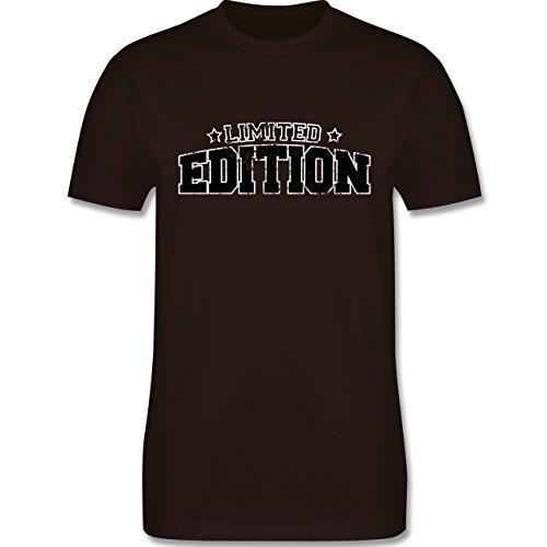 Statement Shirts - Limited Edition Vintage - Herren Premium T-Shirt Braun