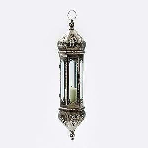 orientalische laterne deckenlampe h ngelampe arabisches design 62 cm k che haushalt. Black Bedroom Furniture Sets. Home Design Ideas