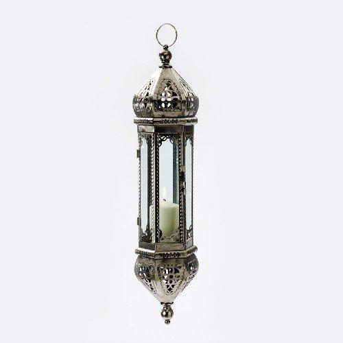 ORIENTALISCHE Laterne Deckenlampe Hängelampe Arabisches Design 62 cm