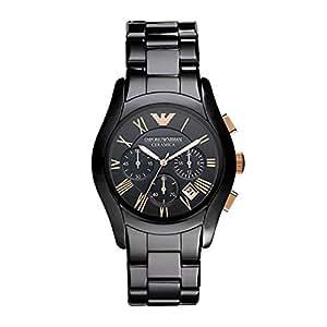 Emporio Armani Analogue Black Dial Men's Watch - AR1410