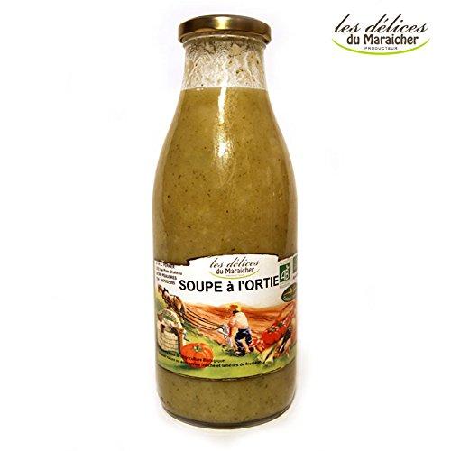 Soupe à l'Ortie bio 500ml Les Délices du Maraîcher