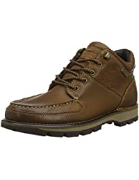 396378f4c6b Amazon.co.uk: Rockport - Boots / Men's Shoes: Shoes & Bags